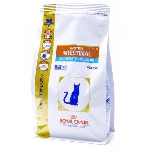 Royal Canin Gastro Intestinal Moderate Calorie для кошек при панкреатите