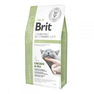 Brit Veterinary Diet Cat Grain free Diabetes