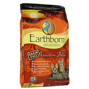 Корм Earthborn holistic, primitive feline