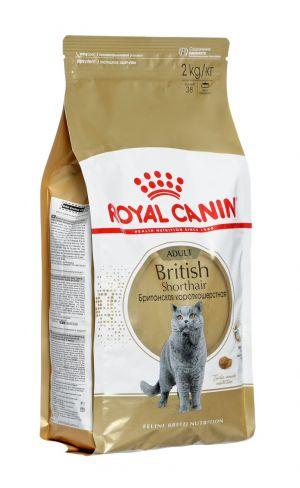 Корм Royal canin british shorthair